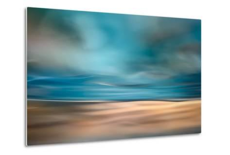 The Beach-Ursula Abresch-Metal Print