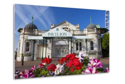 Pavilion, Torquay, Devon, England, United Kingdom, Europe-Billy Stock-Metal Print