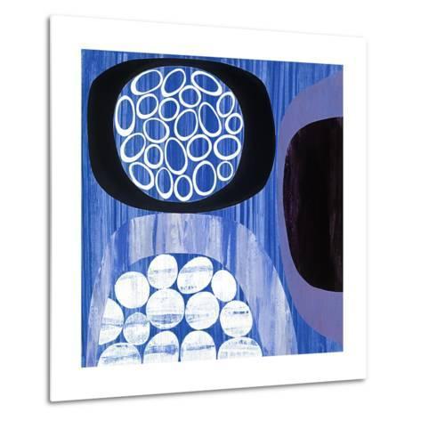New Beginning I-Mary Calkins-Metal Print