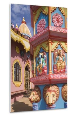 Detail of Temple near Anjuna Beach-Jon Hicks-Metal Print