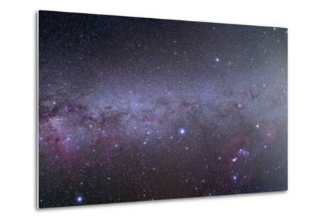 Mosaic of the Southern Milky Way from Orion to Vela--Metal Print
