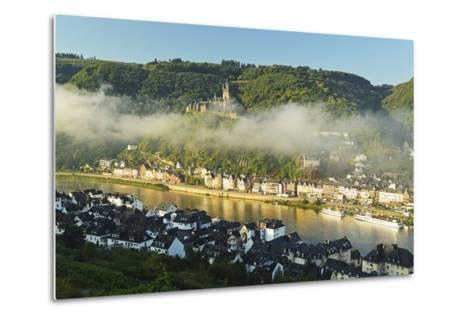 View of Cochem-Jochen Schlenker-Metal Print