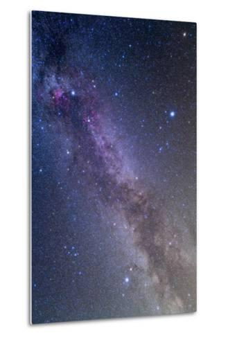 Summer Triangle Area of the Northern Summer Milky Way--Metal Print