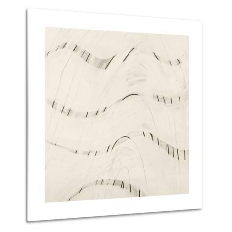 Sepia C-Franka Palek-Metal Print