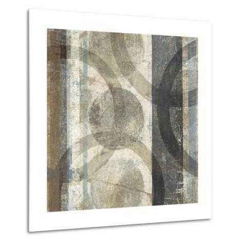 Raku II-Hugo Wild-Metal Print