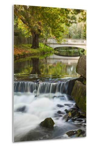 Roath Park, Cardiff, Wales, United Kingdom, Europe-Billy Stock-Metal Print