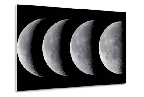 Waning Moon Series--Metal Print