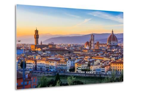 Florence, Italy-sorincolac-Metal Print