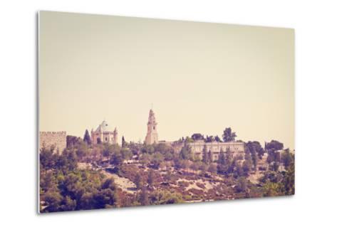 Mount Zion-gkuna-Metal Print