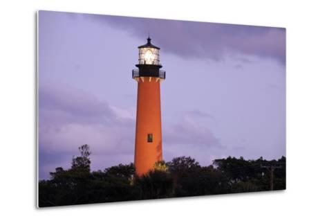 Jupiter Inlet Lighthouse-benkrut-Metal Print