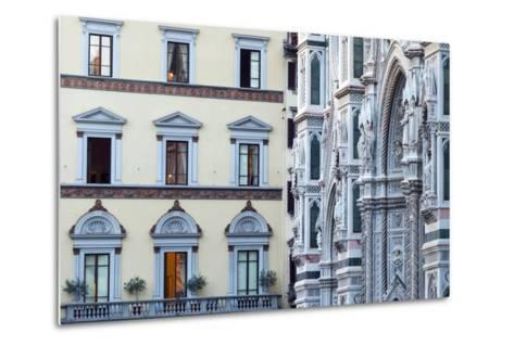 Florence (Firenze)-Claudiogiovanni-Metal Print