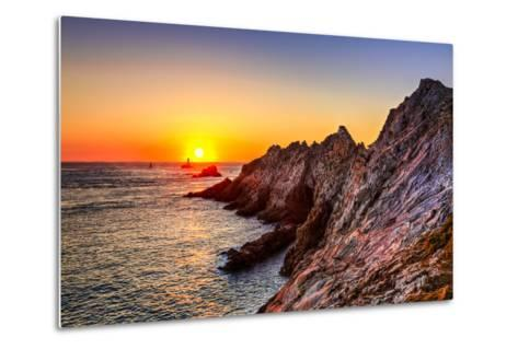 Sunset at the End of the World-RazvanPhotography-Metal Print