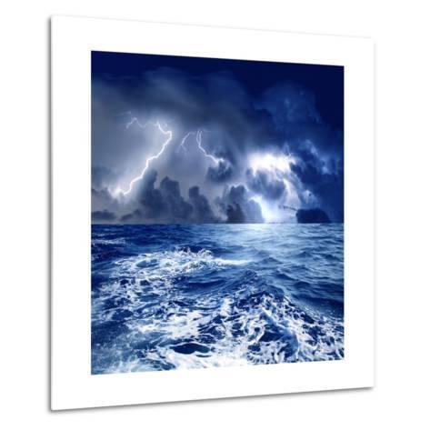 Storm-olly2-Metal Print