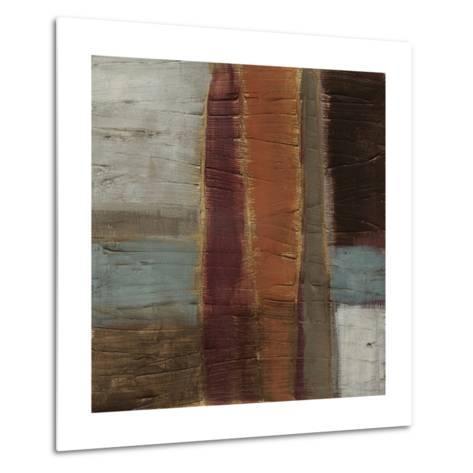 Ancient Musings II-Erica J^ Vess-Metal Print