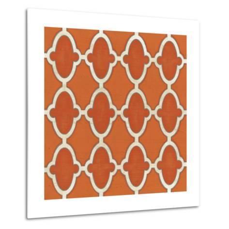 Market Motifs III-Erica J^ Vess-Metal Print