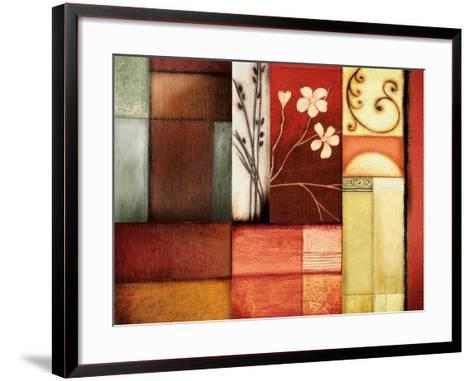 Solace I-Fernando Leal-Framed Art Print