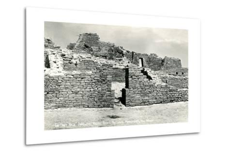 Aztec Ruins National Monument--Metal Print