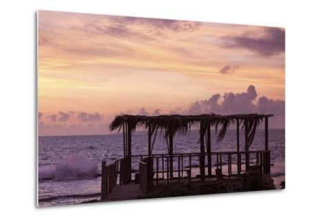 Tongan Sunset - Eua Island-benkrut-Metal Print