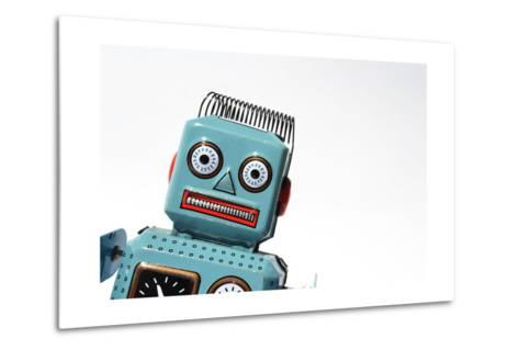 Robot-josefkubes-Metal Print