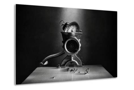 The End of Time-Victoria Ivanova-Metal Print