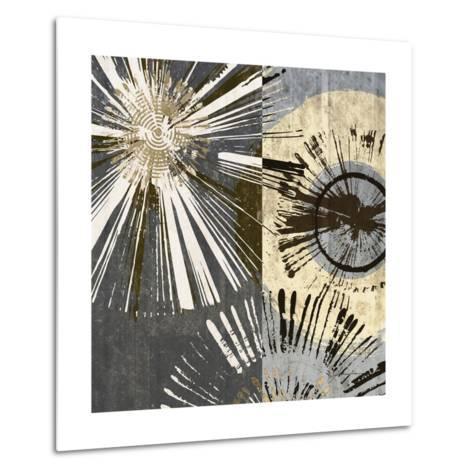 Outburst Tiles I-James Burghardt-Metal Print