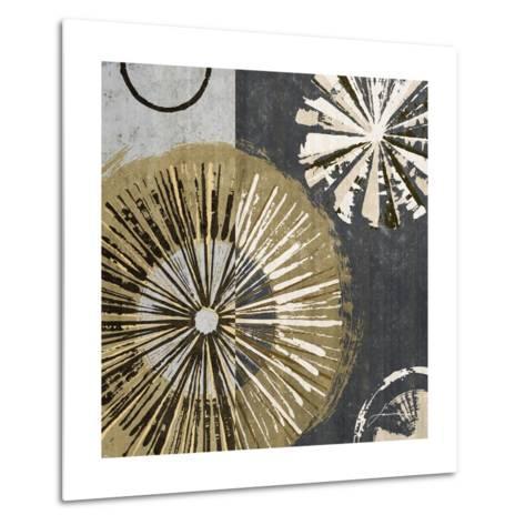 Outburst Tiles IV-James Burghardt-Metal Print