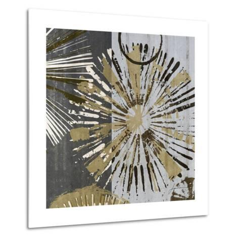 Outburst Tiles III-James Burghardt-Metal Print