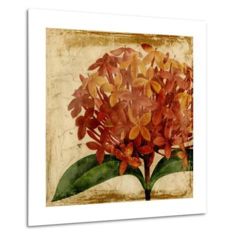 Vibrant Floral III-Vision Studio-Metal Print