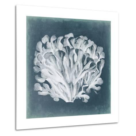 Azure Coral III-Vision Studio-Metal Print