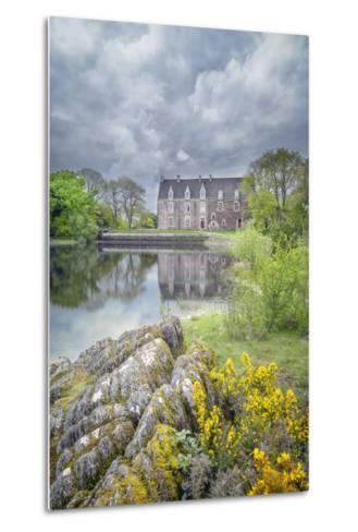 Comper Castle-Philippe Manguin-Metal Print