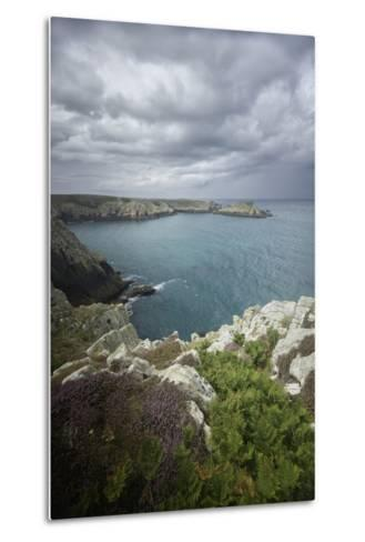 Ouessant, Toull Auroz Bay-Philippe Manguin-Metal Print