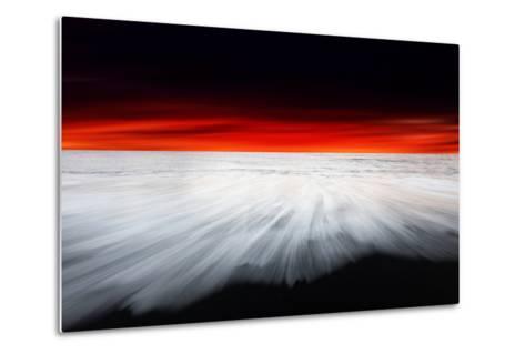 Drop in the Ocean-Philippe Sainte-Laudy-Metal Print