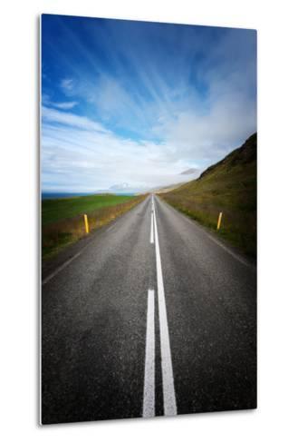 Rebel Road-Philippe Sainte-Laudy-Metal Print