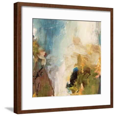 Crashing Waves II-Sloane Addison ?-Framed Art Print