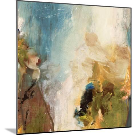 Crashing Waves II-Sloane Addison ?-Mounted Art Print