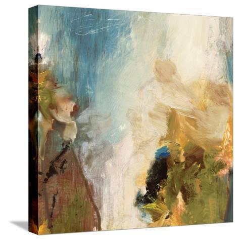 Crashing Waves II-Sloane Addison ?-Stretched Canvas Print