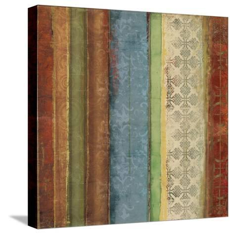 Autumn Pattern-Andrew Michaels-Stretched Canvas Print