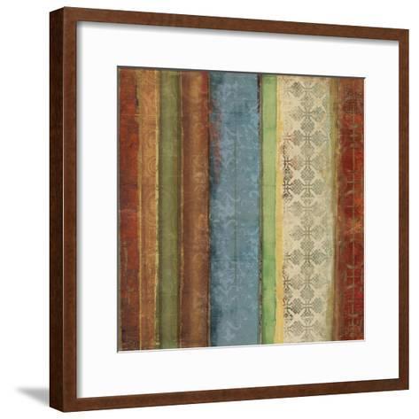 Autumn Pattern-Andrew Michaels-Framed Art Print