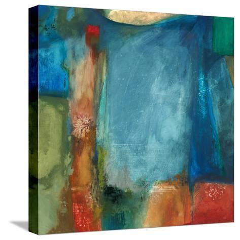 Meetingpoint-Anna Polanski-Stretched Canvas Print