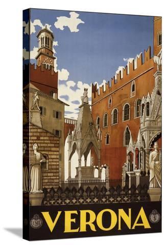 Verona--Stretched Canvas Print
