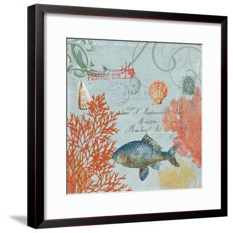 Under the Sea II-Sloane Addison ?-Framed Art Print