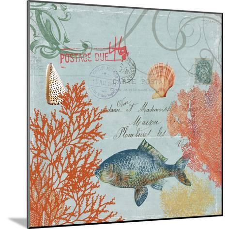 Under the Sea II-Sloane Addison ?-Mounted Art Print