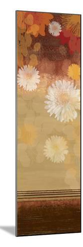 Floating Florals II-Andrew Michaels-Mounted Art Print