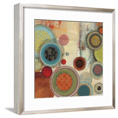 Sperical Sketch I-Sloane Addison ?-Framed Art Print