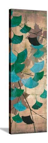 Azure Branch I-Andrew Michaels-Stretched Canvas Print