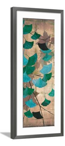 Azure Branch I-Andrew Michaels-Framed Art Print