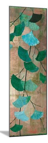 Azure Branch II-Andrew Michaels-Mounted Art Print