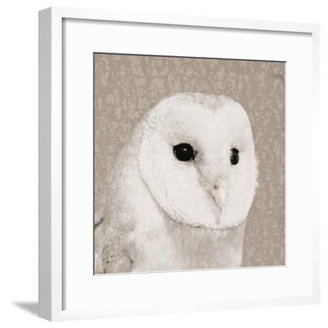 Feathered II-Anna Polanski-Framed Art Print