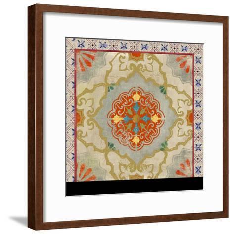 Mexi Casa I-Sloane Addison ?-Framed Art Print