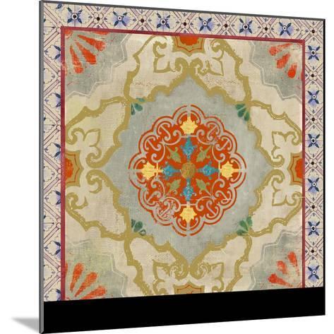 Mexi Casa I-Sloane Addison ?-Mounted Art Print